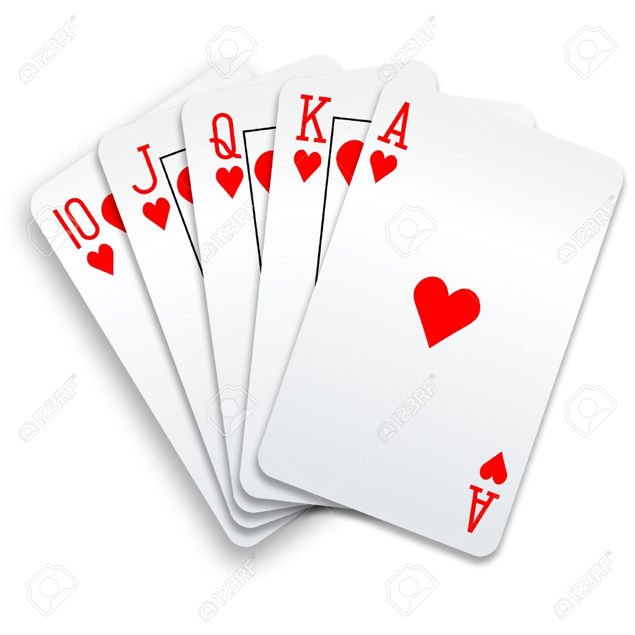 Playing cards poker hands how to win a slot machine tournament