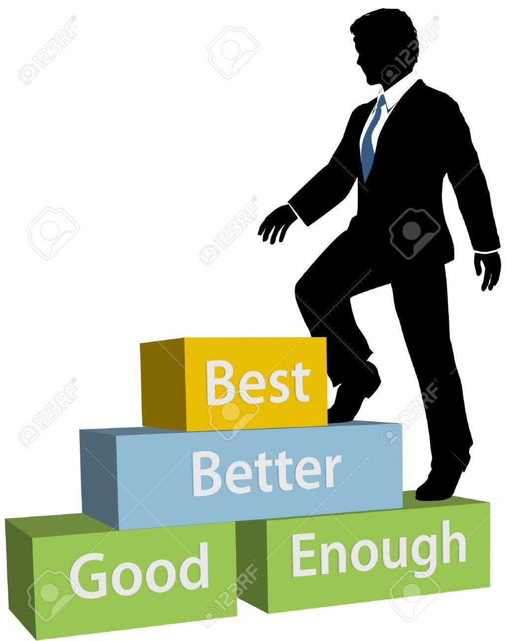 good better best examples