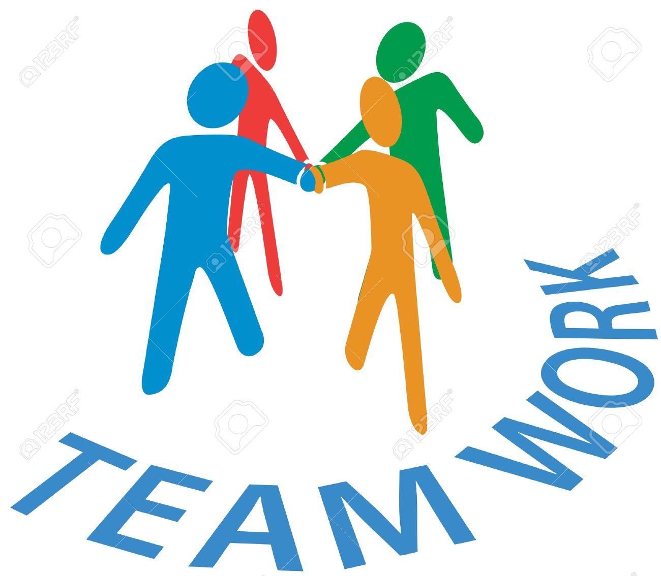 チームワークの提携または協力関...
