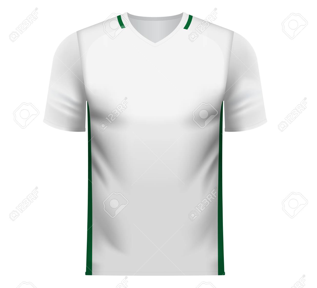 half off 8aa3a 3e281 Saudi Arabia national soccer team shirt in generic country colors..