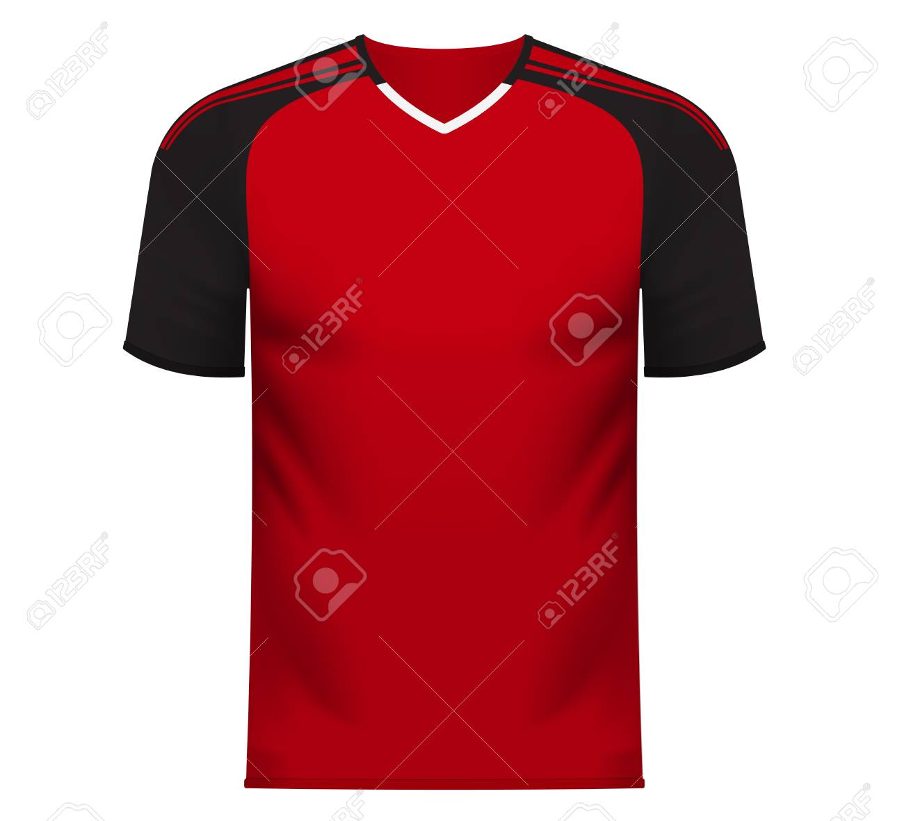 the best attitude 075c2 5a144 Egypt national soccer team shirt in generic country colors for..
