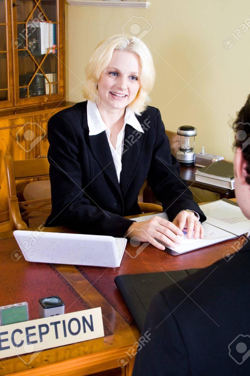 Hotel le directeur et le client