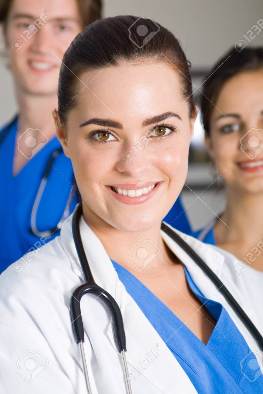 doctors in hospital Stock Photo - 4411632