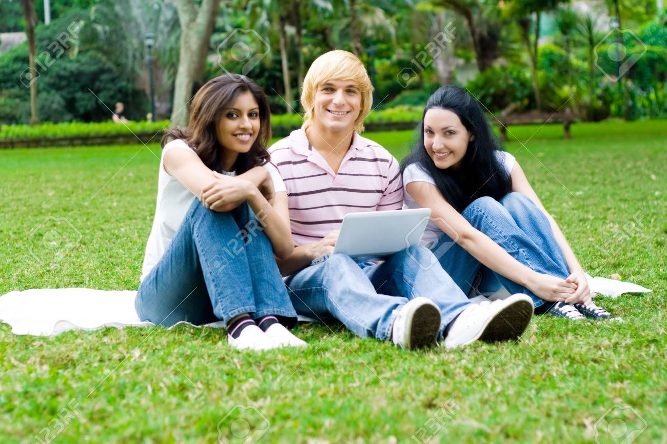 group of friends Stock Photo - 5116405