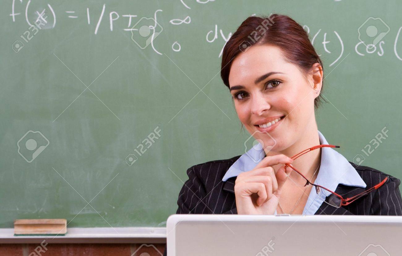 good looking principal Stock Photo - 5125210