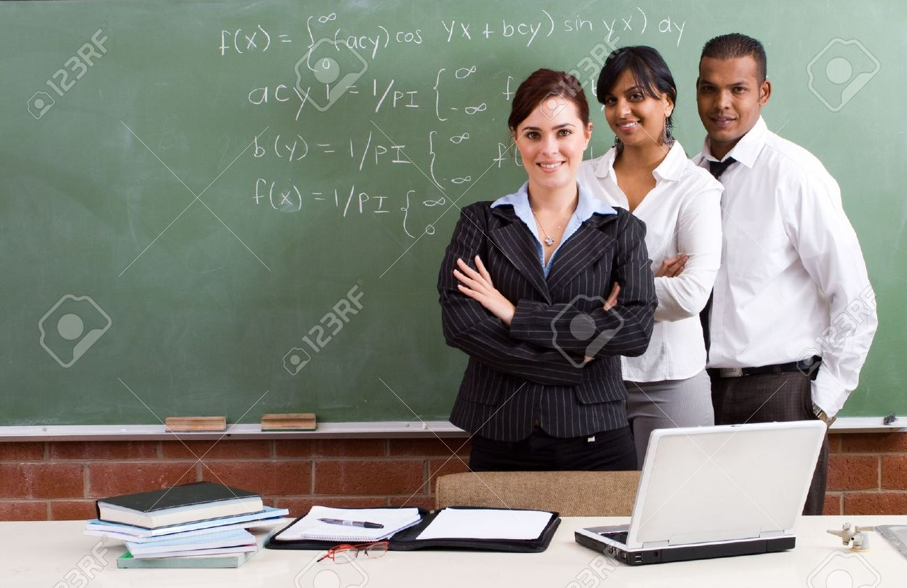happy teachers Stock Photo - 5125246
