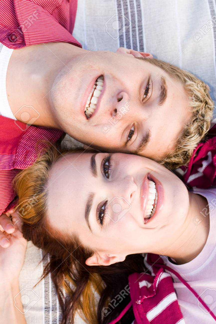 young love Stock Photo - 5159442