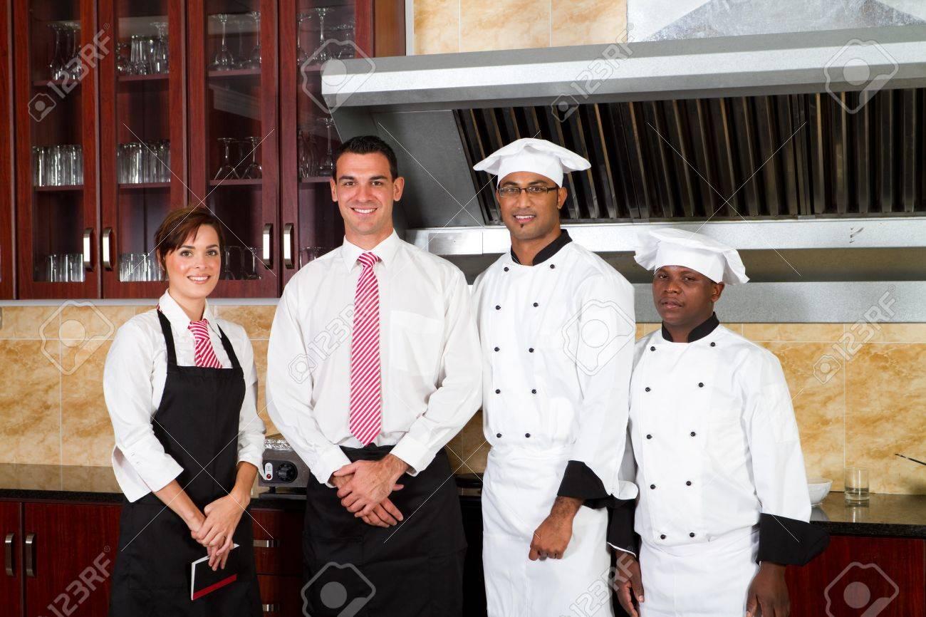 Restaurant Kitchen Staff kitchen staff images & stock pictures. royalty free kitchen staff