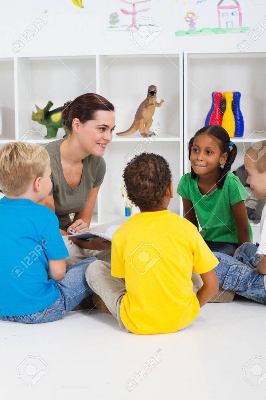 Preschool Teacher Images & Stock Pictures. Royalty Free Preschool ...