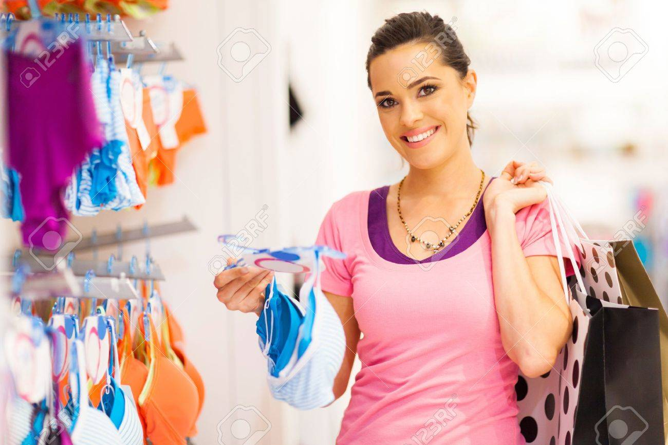 Lingeries Store Stock Photos. Royalty Free Lingeries Store Images ...