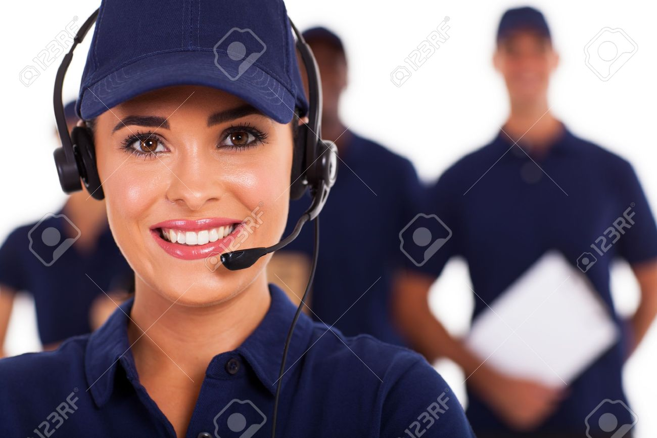Professional Technical Support Call Center Despatcher And Team ...