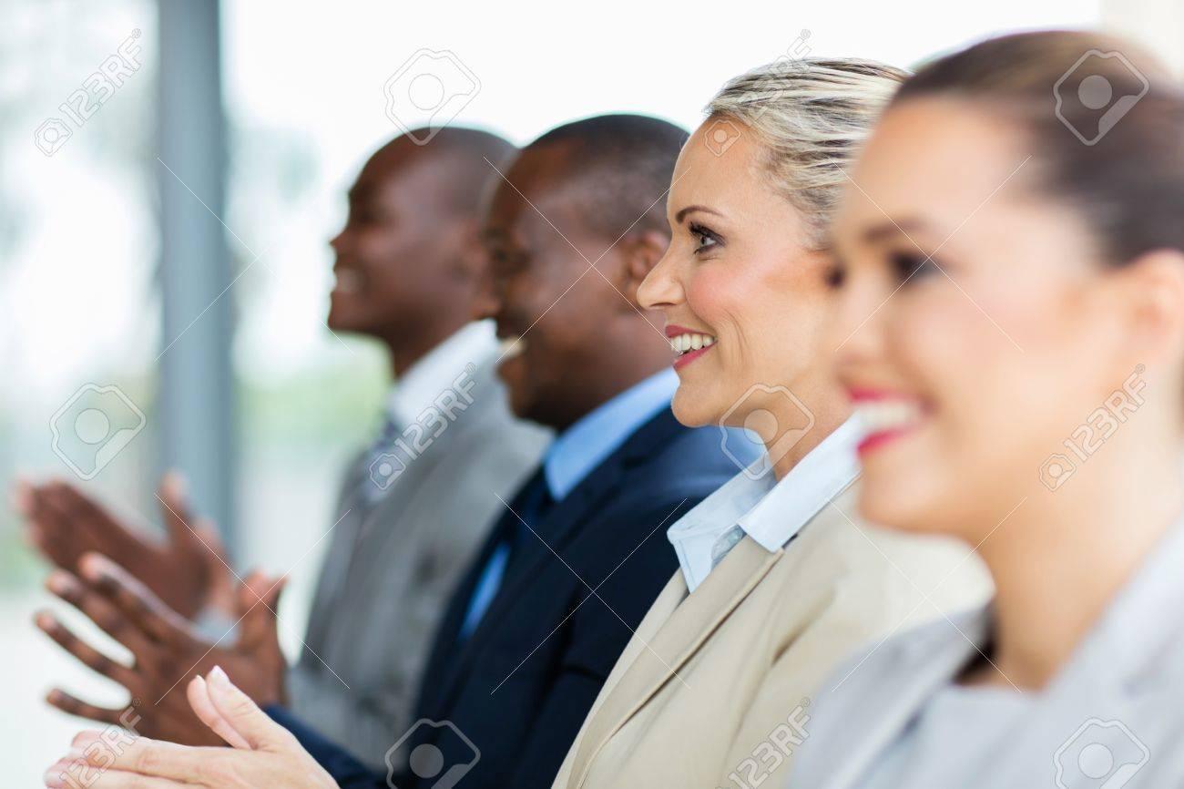 applaudierer gruppe