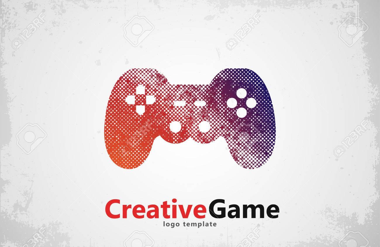 Game logo design joystick logo game pad design royalty free game logo design joystick logo game pad design stock vector 64360074 altavistaventures Images