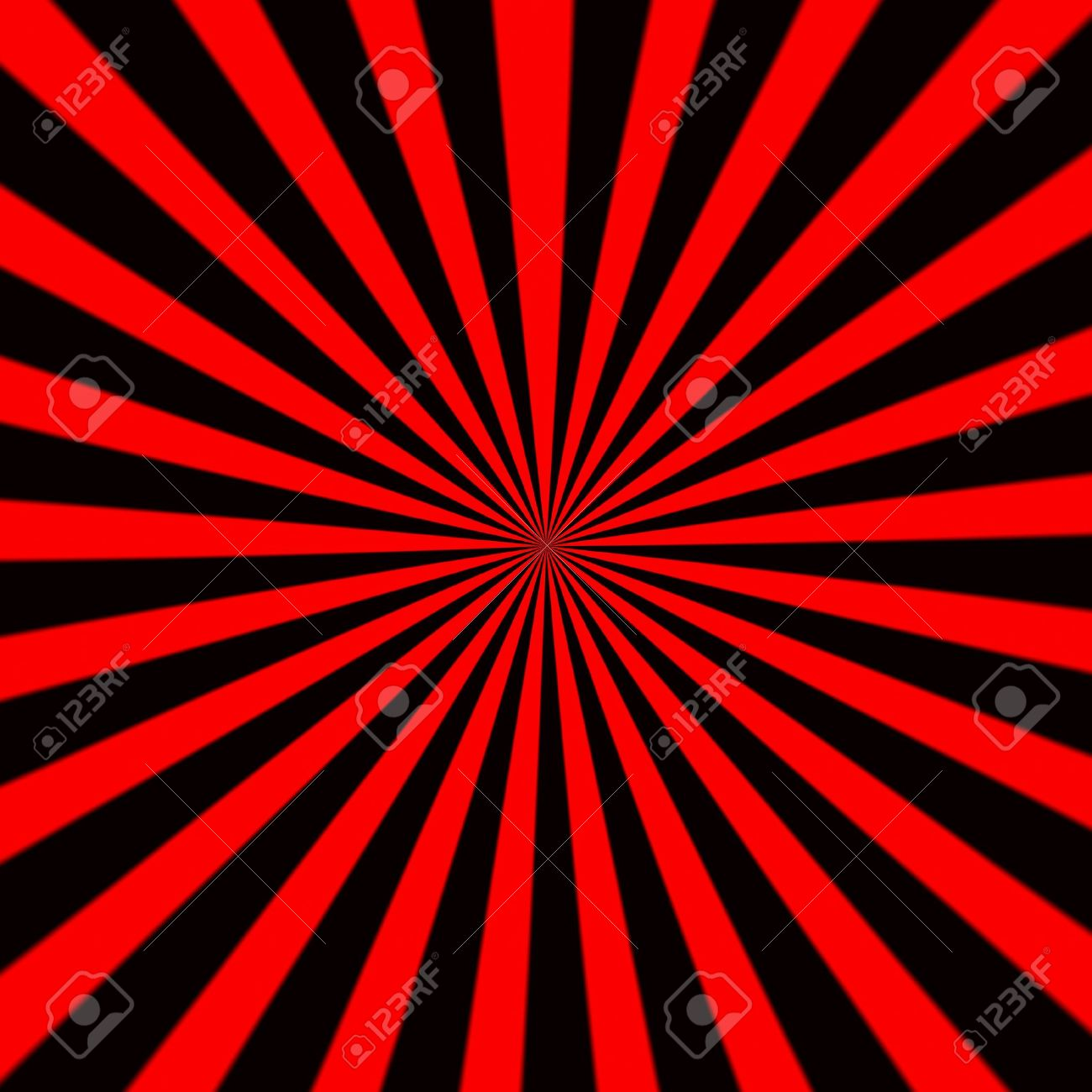 Background image 800x800 - Starburst Background Sunbeams Going In All Directions Red And Black Stock Photo 18295968