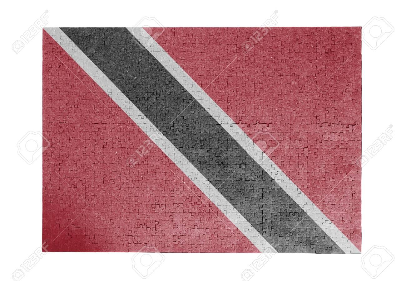 Gran Rompecabezas De 1000 Piezas - Bandera - Trinidad Y Tobago Fotos ...