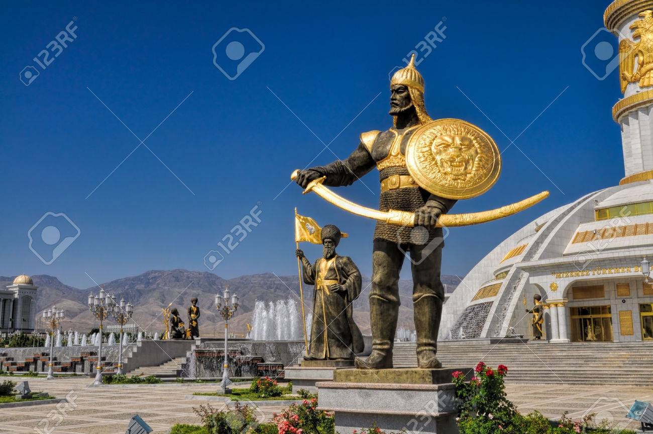 achgabat capitale du turkmenistan