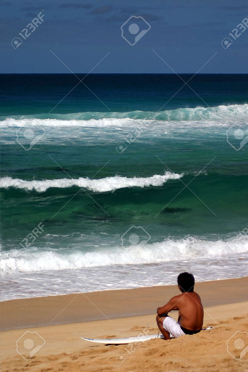 Surfer Stock Photo - 602339