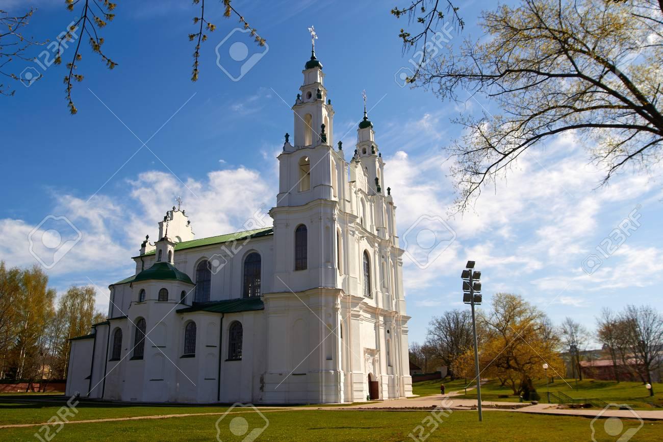 聖ソフィア大聖堂の教会。市ポラ...