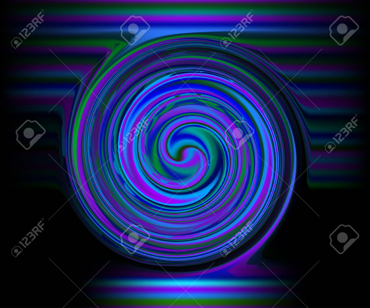 Great Abstract Black Neon Background With Vertical Pink, Purple Stripes Stock  Vector   91213844