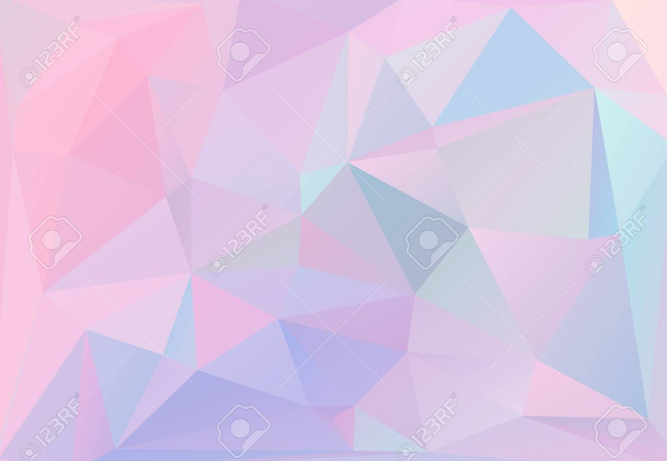 Abstract Triangular Background With Pastel Colors Inspired From Royalty Free Cliparts Vectors And Stock Illustration Image 123026770