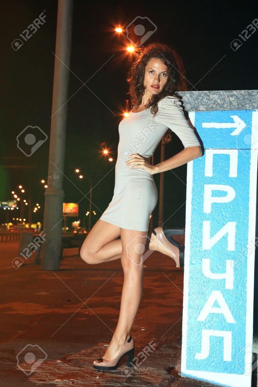 Проститутка у дороги 4 фотография