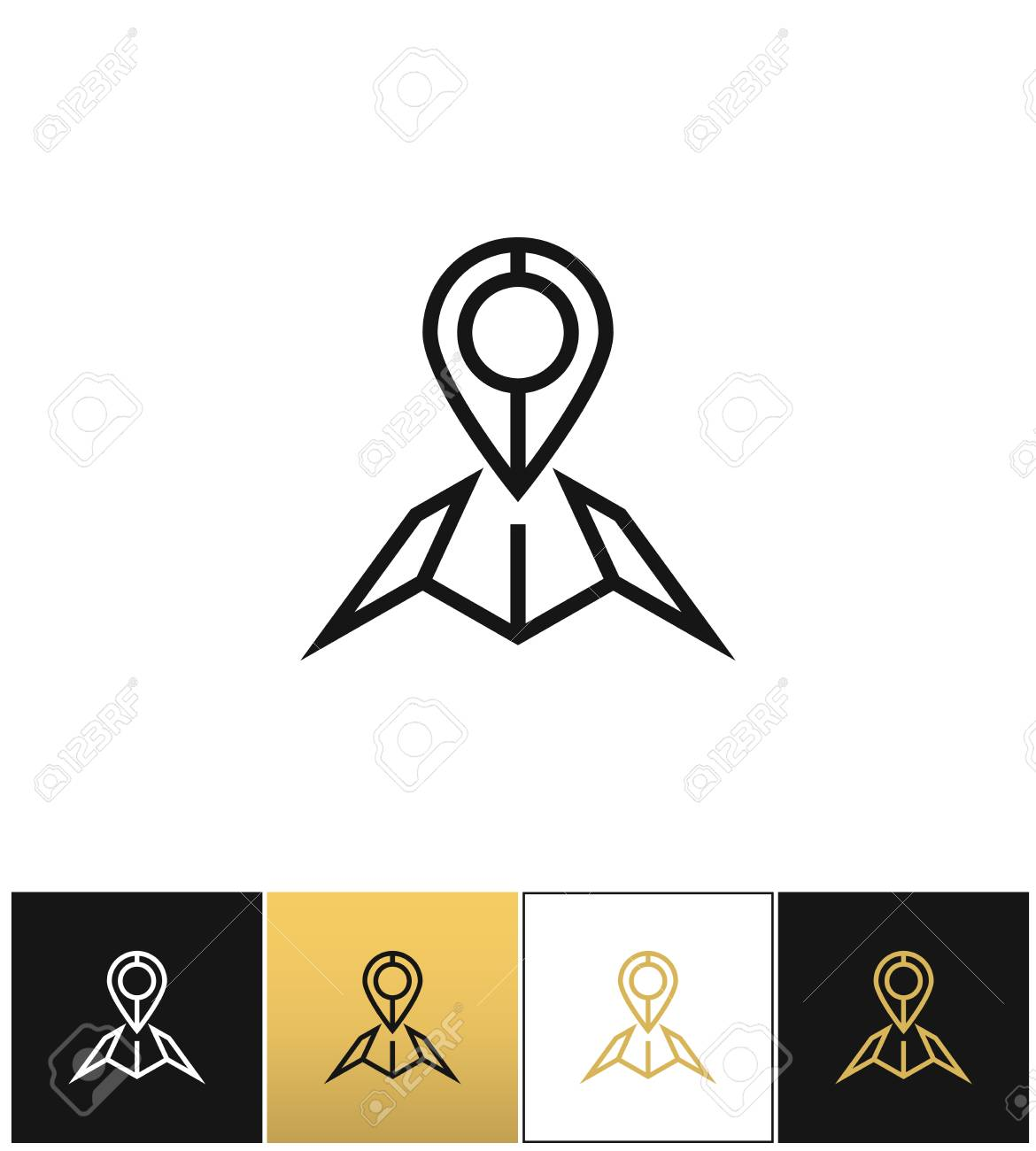 Map with pin sign or global mapping location vector icons on.. Global Mapping on global accounting, global infrastructure, global manufacturing, global development, global advertising, global statistics, global engineering, global security,