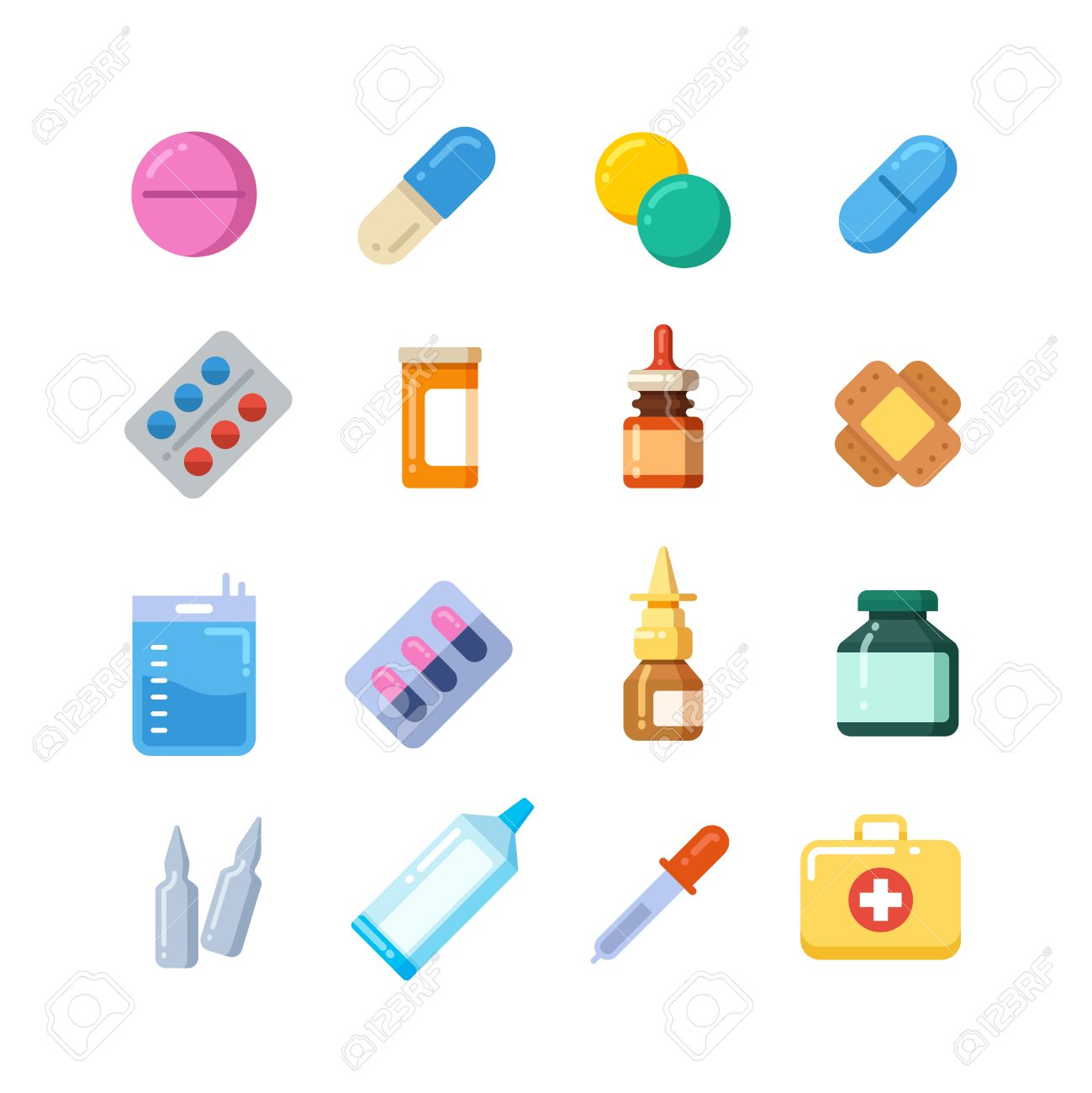 Image result for medication cartoon images