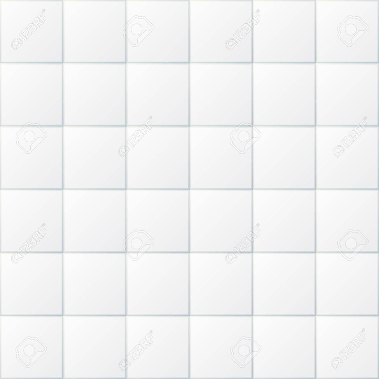 White Bathroom Tiles, Ceramic Kitchen Floor Tile Seamless Background ...