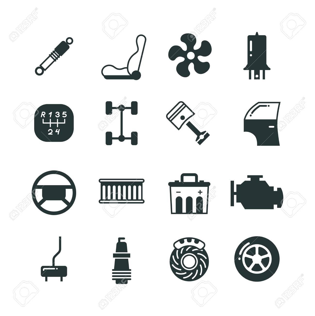 Schön Symbole Für Komponenten Fotos - Der Schaltplan ...