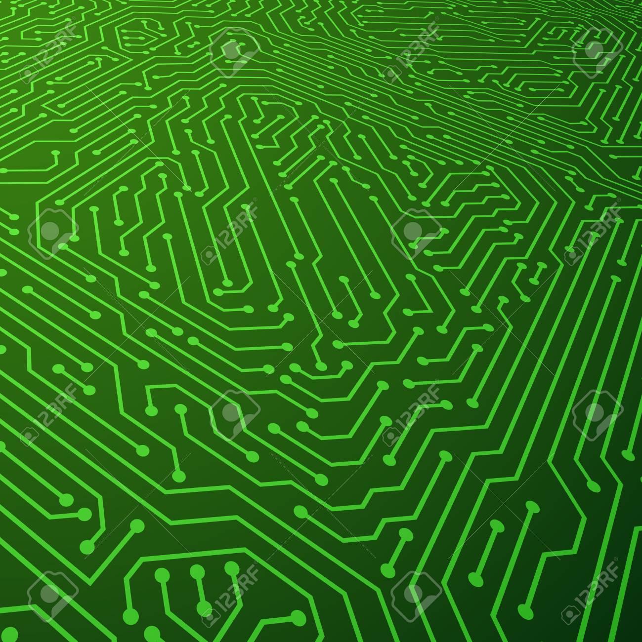 Schemi Elettrici Di Circuiti : Priorità bassa di vettore di schema elettrico. concetto di