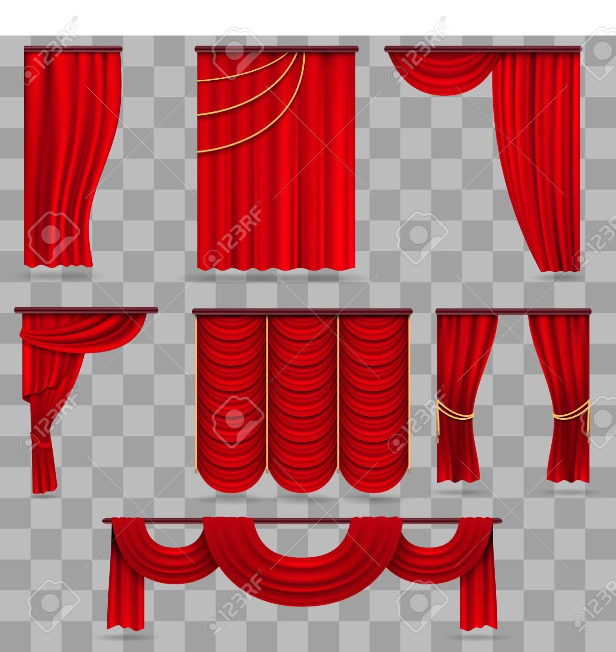 Red Velvet Drapes Stock Illustrations – 2,459 Red Velvet Drapes Stock  Illustrations, Vectors & Clipart - Dreamstime