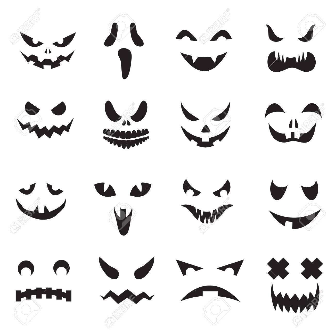 Ghost Eyes Template Topsimages