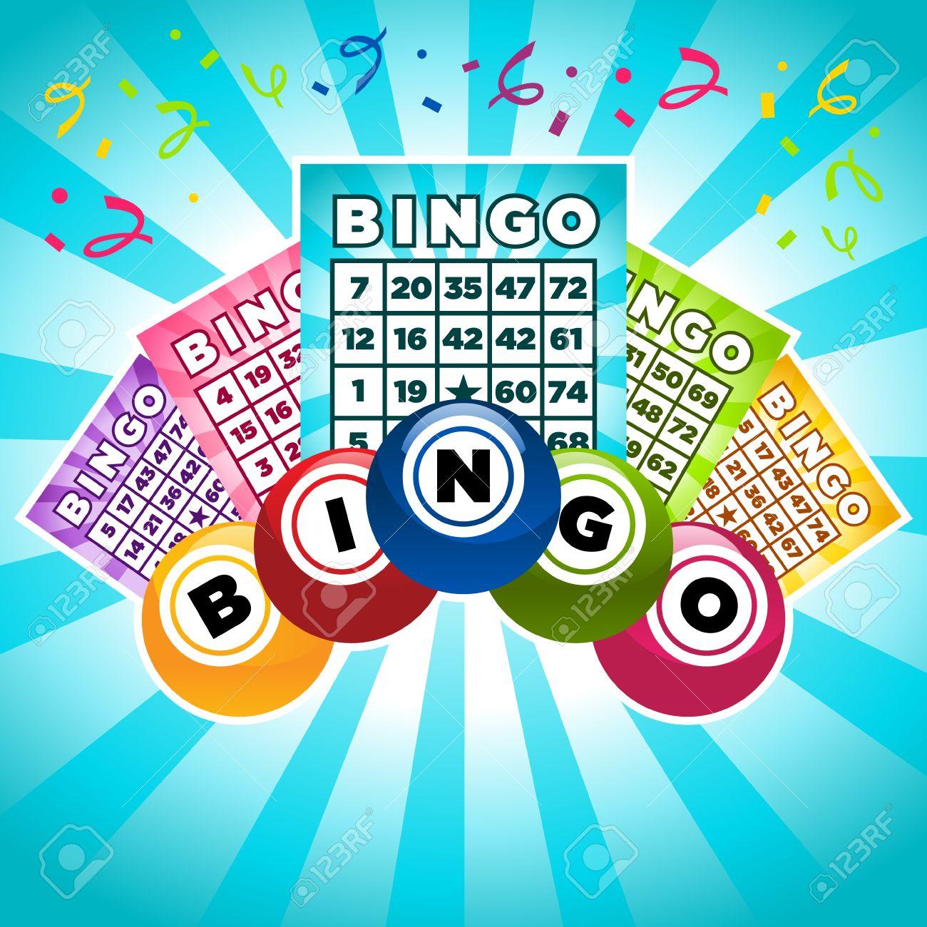 1,578 Bingo Balls Stock Vector Illustration And Royalty Free Bingo ...