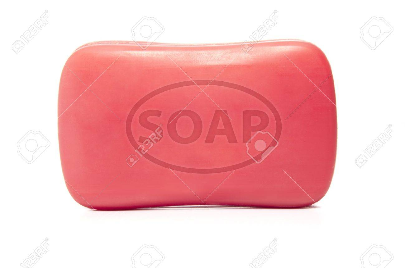Bar of Soap Stock Photo - 14237465
