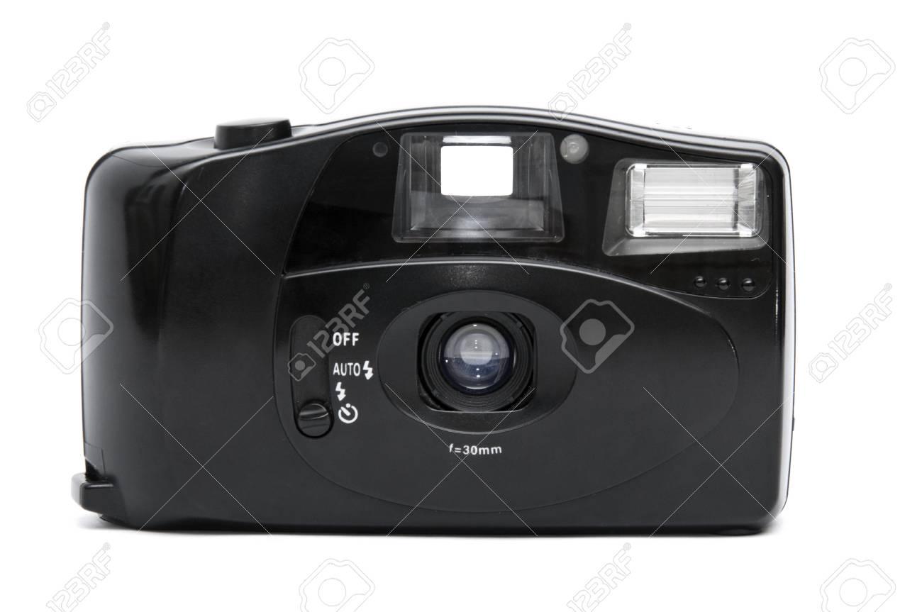 Black Camera Stock Photo - 14801423