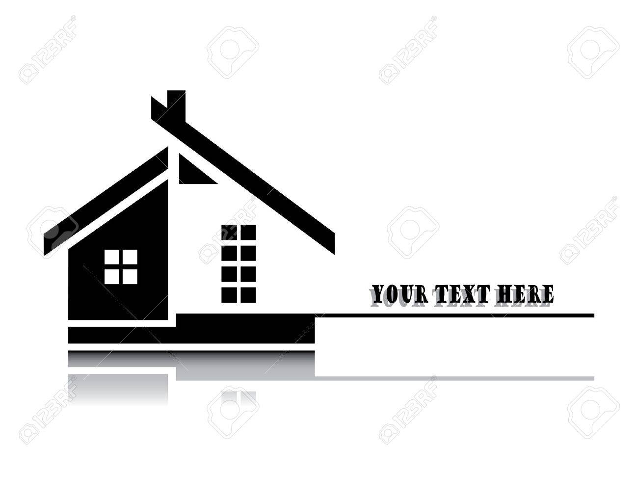 Home remodeling logo remodeling logo clipart - Home Improvement Illustration Of Home On White Background