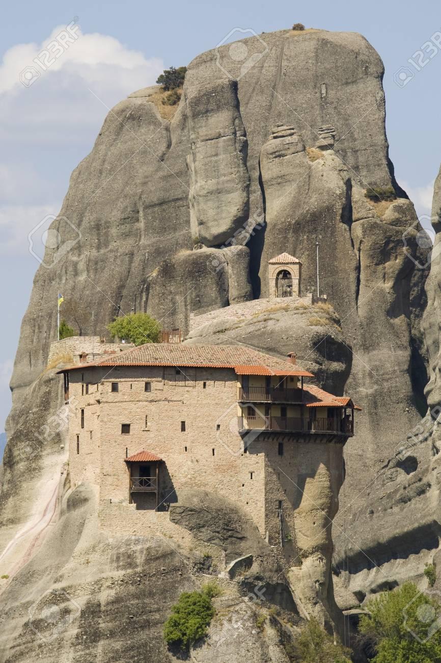 Meteora - Greece Stock Photo - 7606630