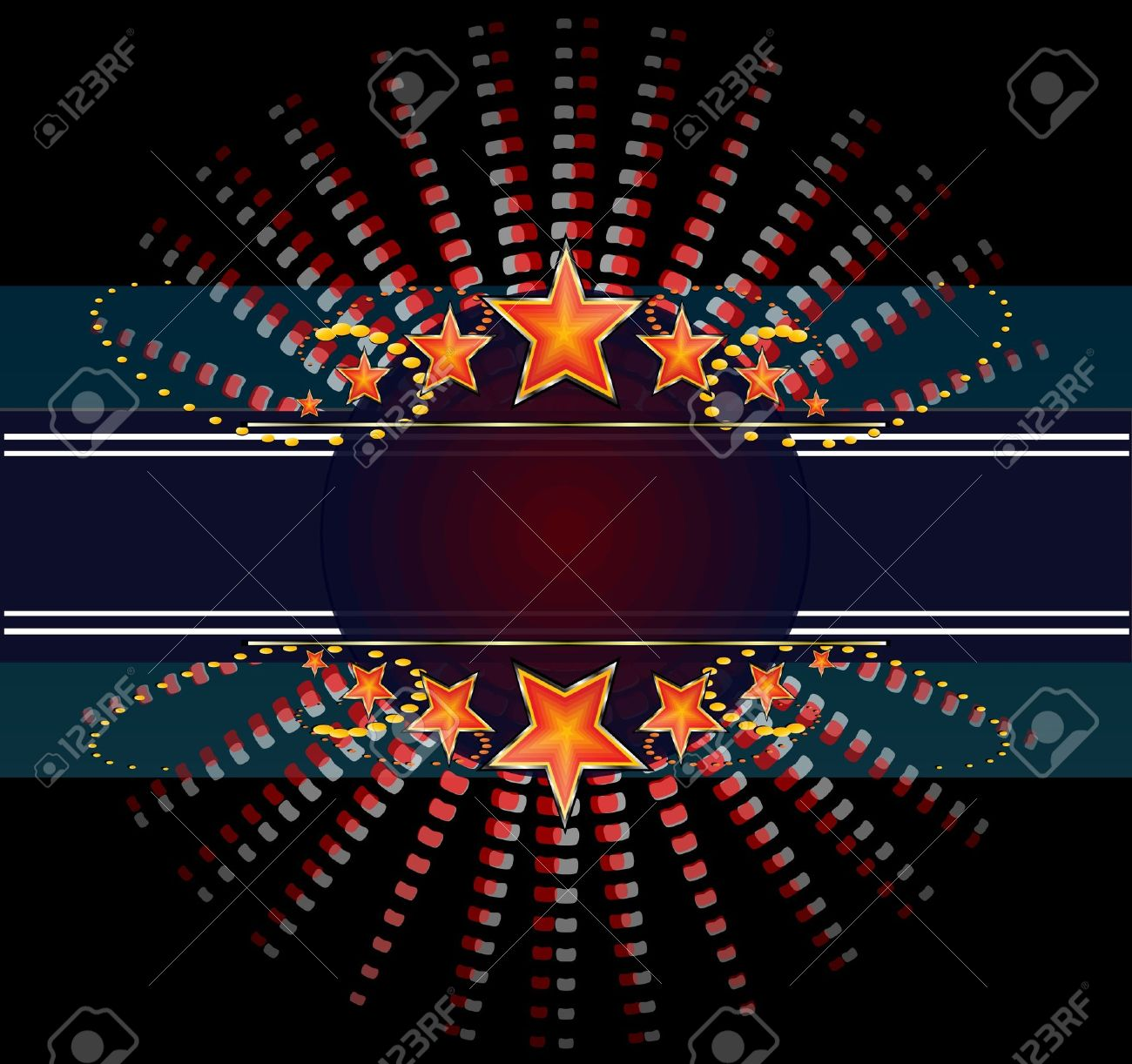 Abstract Disco background - 9002006