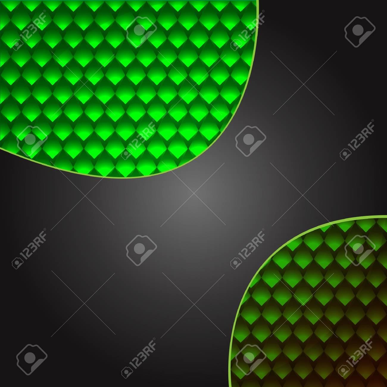 green snake background Stock Vector - 17104831
