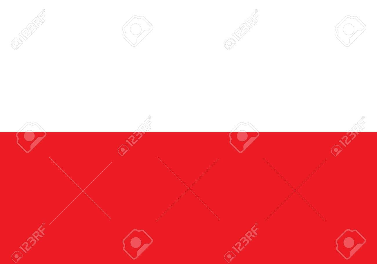 Flag of poland national country symbol illustration vector flag of poland national country symbol illustration vector illustration of poland flag stock vector biocorpaavc