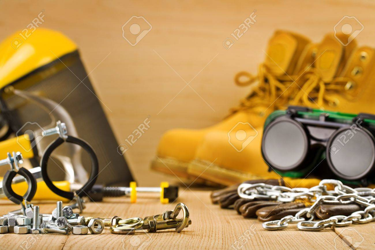 safety tools Stock Photo - 11526843