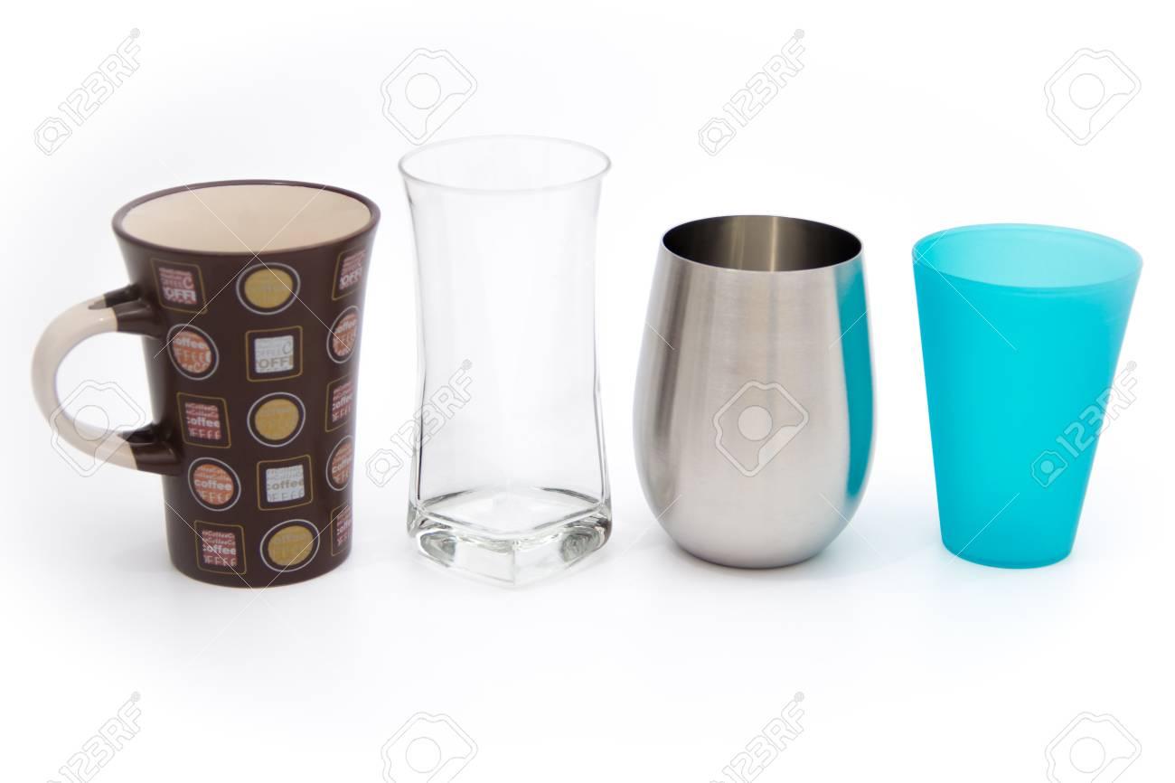 Diferentes Materiales Para Tazas ed496d2d8d31