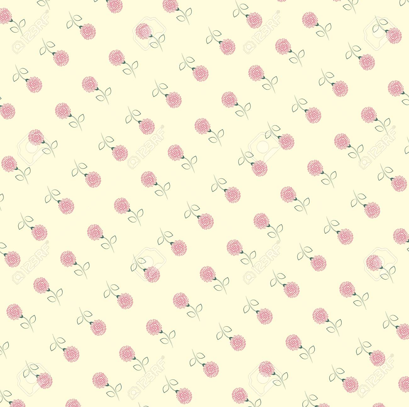 Floral pattern Stock Vector - 18422760