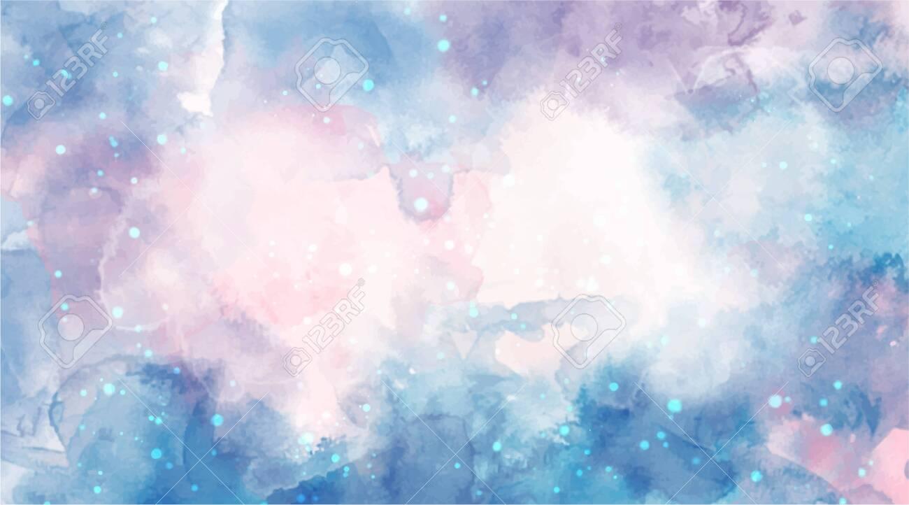 Beautiful Wallpaper Hd Splash Watercolor Multicolor Blue Pink Royalty Free Cliparts Vectors And Stock Illustration Image 147597339
