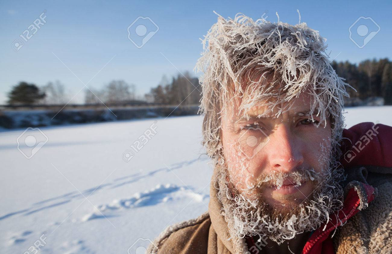 frozen man stock photo picture and royalty free image image 35268944
