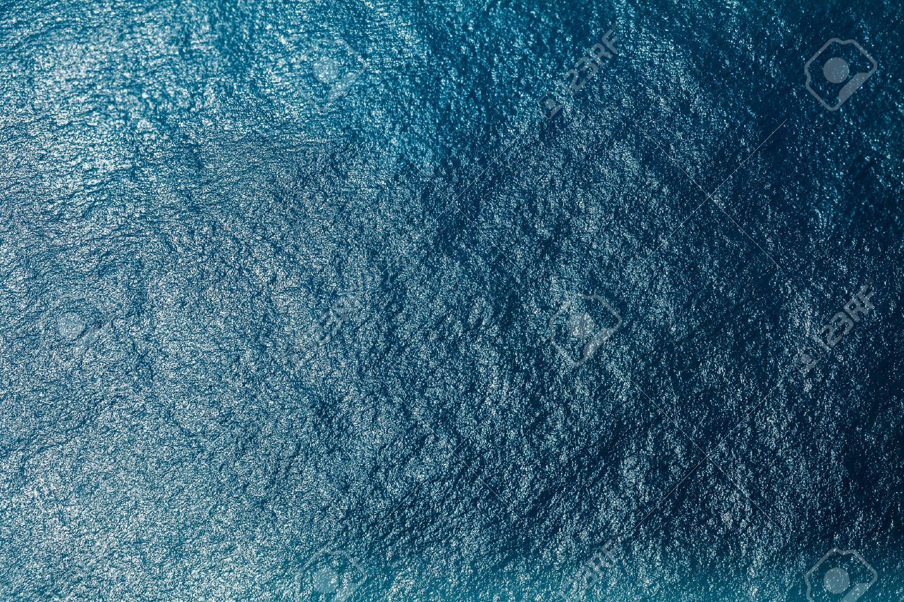 Sea surface aerial view - 53538487