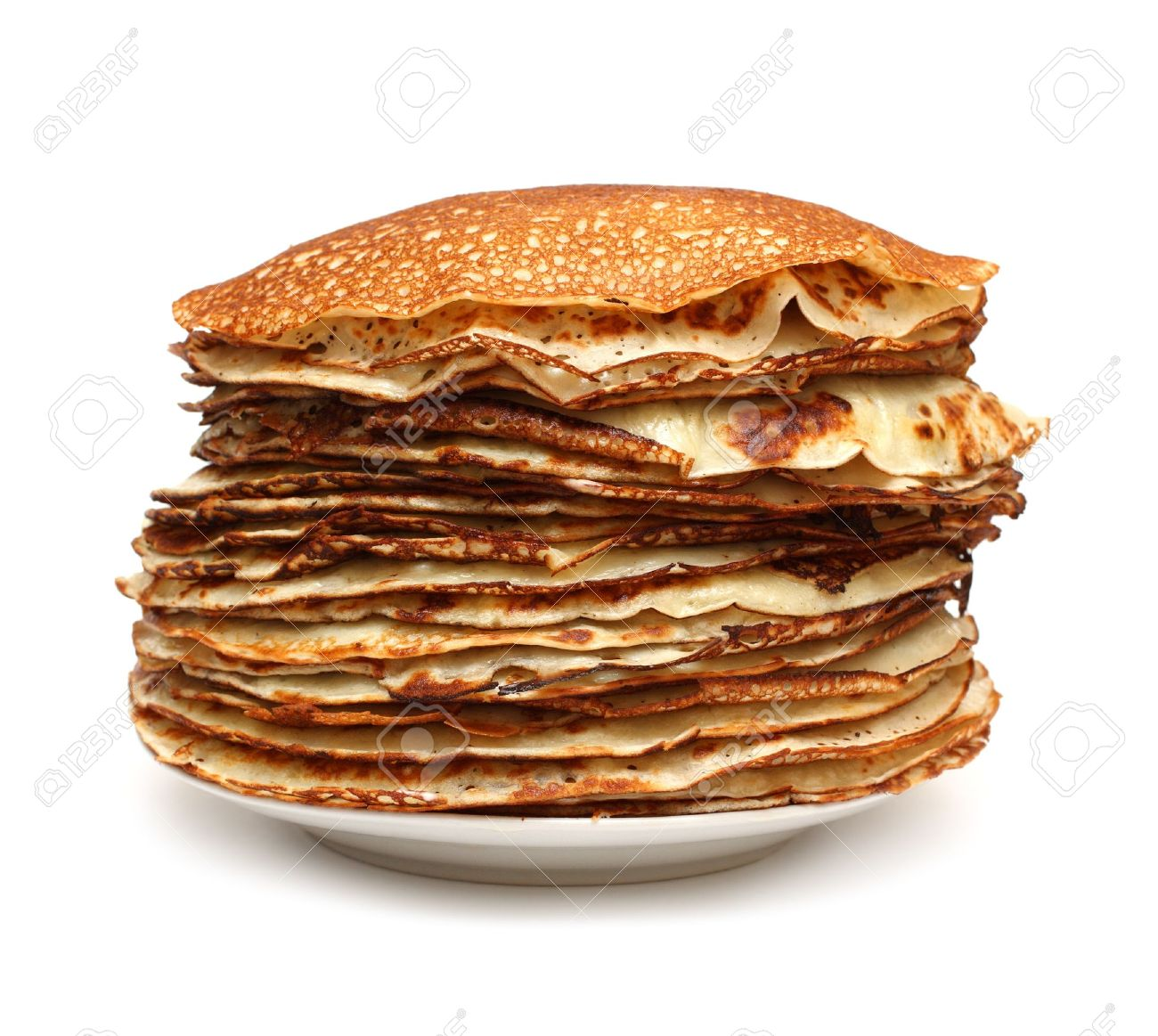 stack of pancakes russian traditional food stock photo picture stock photo stack of pancakes russian traditional food