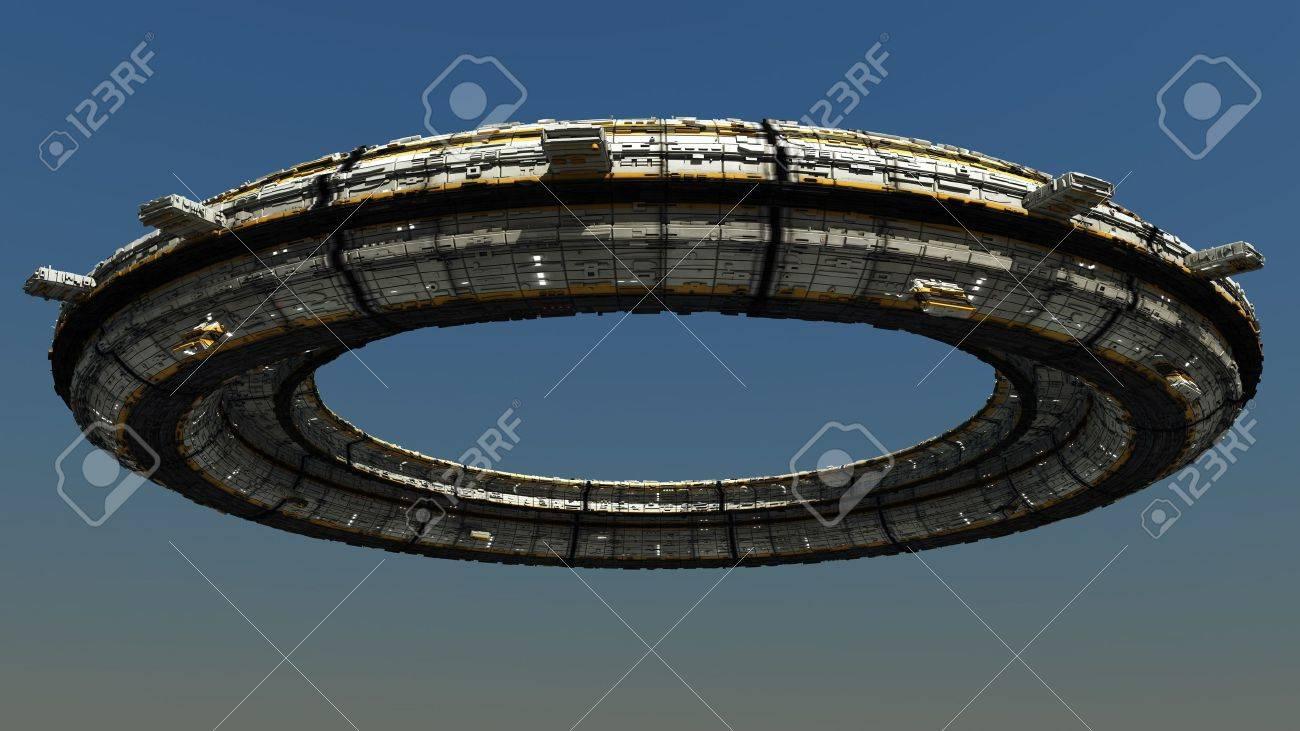 UFO Stock Photo - 18804104