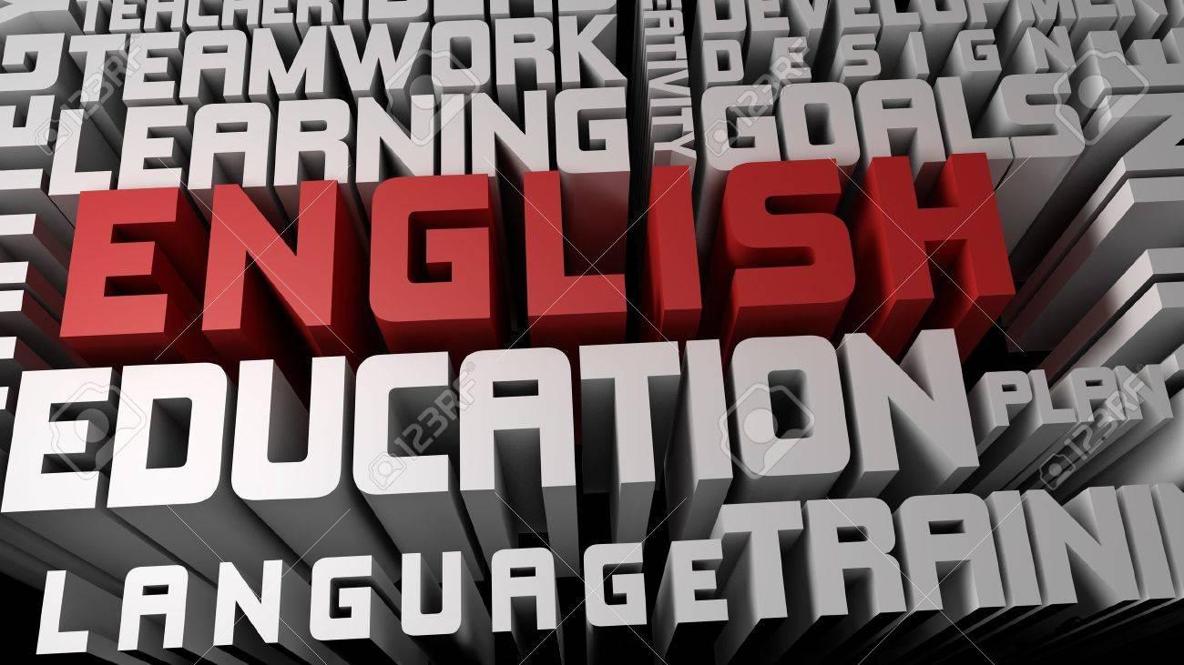 Learn english Stock Photo - 19467683
