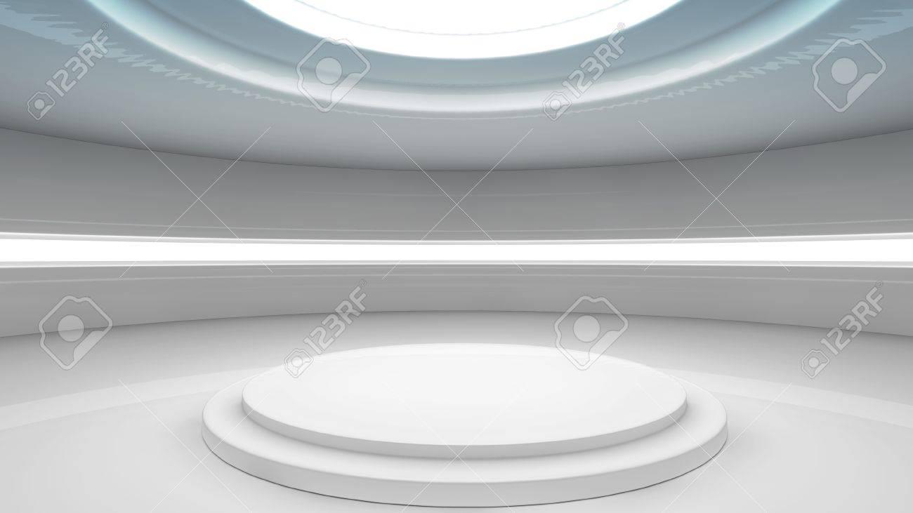 3d set interior - 26546022